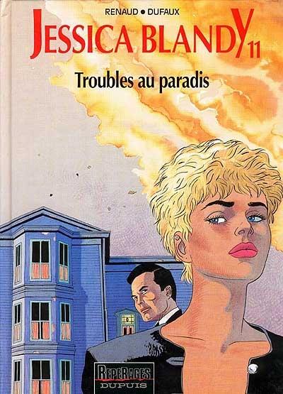 Troubles au paradis | Jean Dufaux (1949-....)