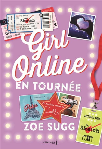 Girl online en tournée |