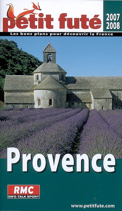Provence : 2007-2008 / Dominique Auzias, Jean-Paul Labourdette | Auzias, Dominique. Auteur
