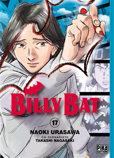 Billy Bat. 17 | Naoki Urasawa (1960-....). Auteur