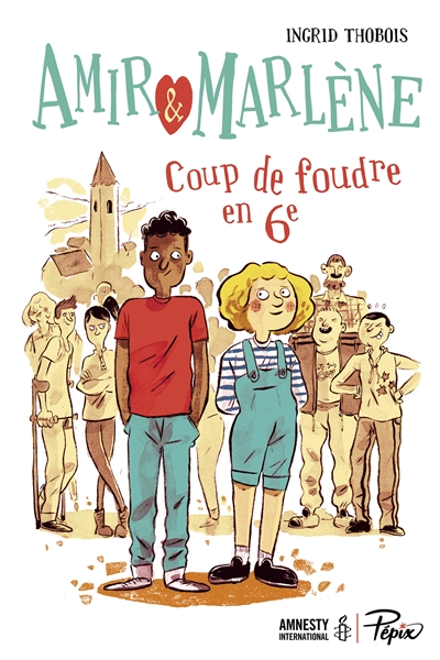 Amir & Marlène : coup de foudre en 6e