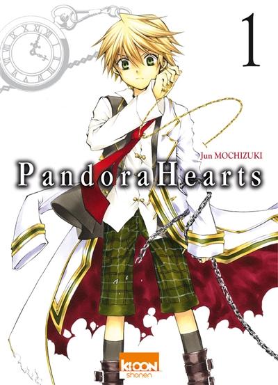 Pandora hearts. 1 | Jun Mochizuki. Auteur