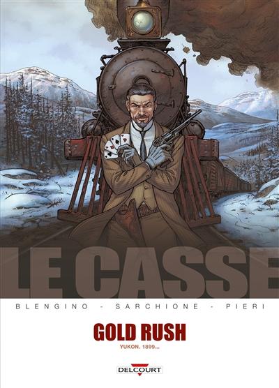 Gold rush / scénario, Luca Blengino | Blengino, Luca. Auteur
