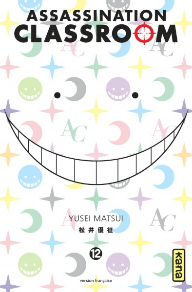 Assassination classroom. 12 / Yusei Matsui   Matsui, Yusei. Auteur