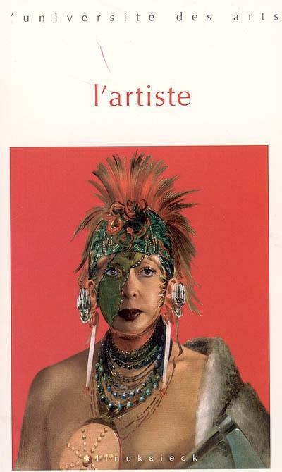 L' artiste : Séminaire Interarts de Paris 2003-2004 | Jimenez, Marc. Directeur de publication