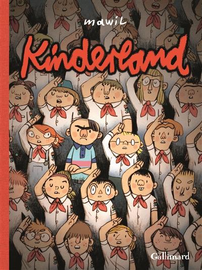 Kinderland / Mawil | Mawil (1976-....). Auteur