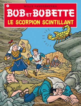 Bob et Bobette. Vol. 231. Le Scorpion scintillant