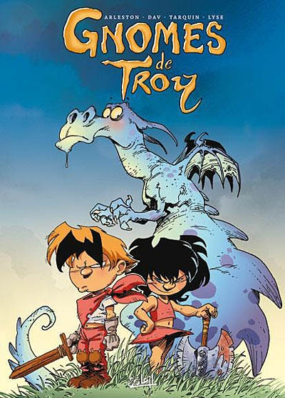 Gnomes de Troy : humour rural | Arleston, Christophe (1963 - ....)