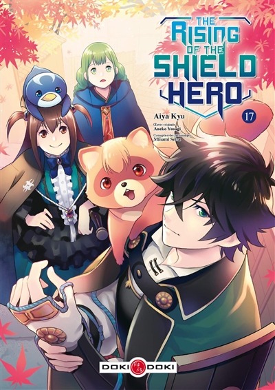 The rising of the shield hero. Vol. 17