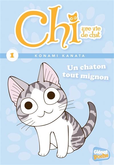 Un chaton tout mignon | Kanata Konami (1958-....). Auteur