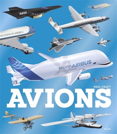 Avions | Jeanson, Aymeric. Auteur