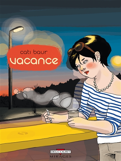 Vacance | Baur, Cati (1973-....). Auteur