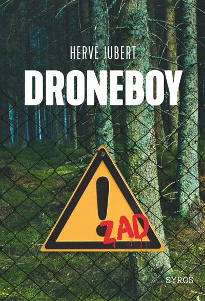 Droneboy | Jubert, Hervé. Auteur