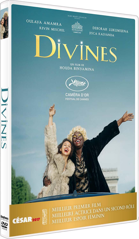 Divines / Film de Houda Benyamina   Benyamina, Houda. Metteur en scène ou réalisateur. Scénariste