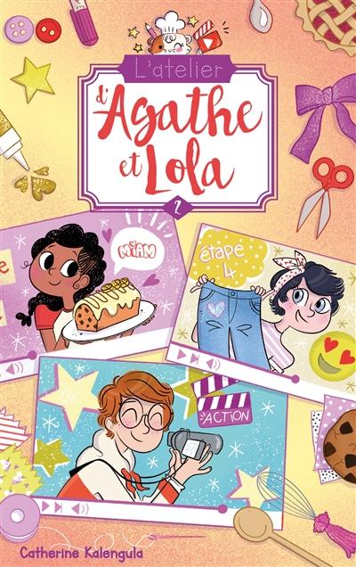 L'atelier d'Agathe et Lola. Vol. 2. Tous pour Benji