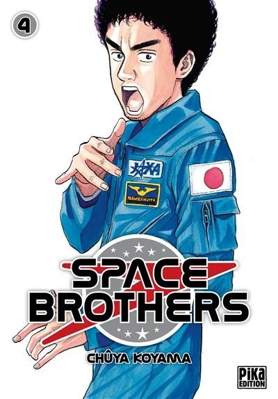 Space brothers. 4 | Chūya Koyama (1978-....). Auteur