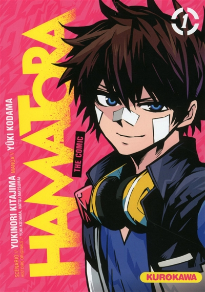 Hamatora : the comic. 1 |