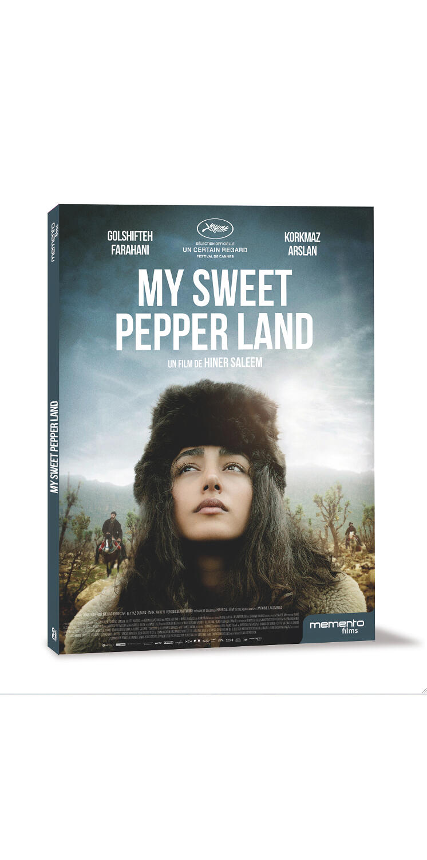 My Sweet Pepper Land / Hiner Saleem, réal.   Saleem, Hiner (1964-....). Réalisateur. Scénariste