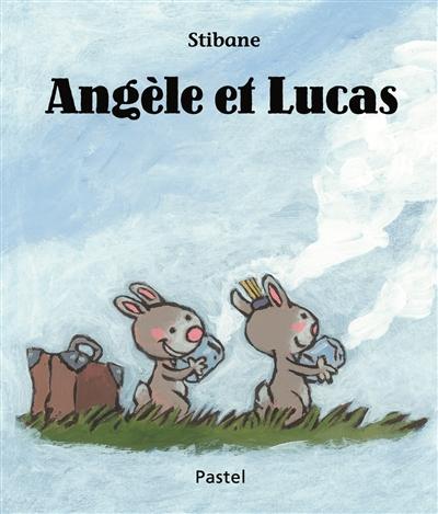 Angèle et Lucas / Stibane   Stibane (1958-....). Auteur