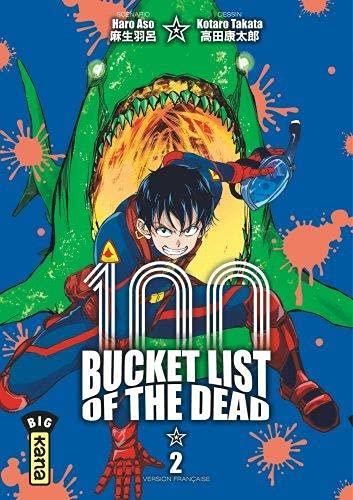 100 bucket list of the dead. Vol. 2