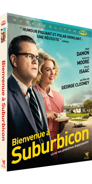 Bienvenue à Suburbicon / Film de George Clooney | Clooney, George. Metteur en scène ou réalisateur. Scénariste