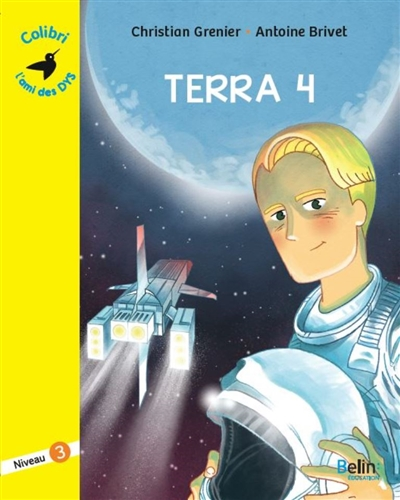 Terra 4 | Grenier, Christian (1945-....). Auteur