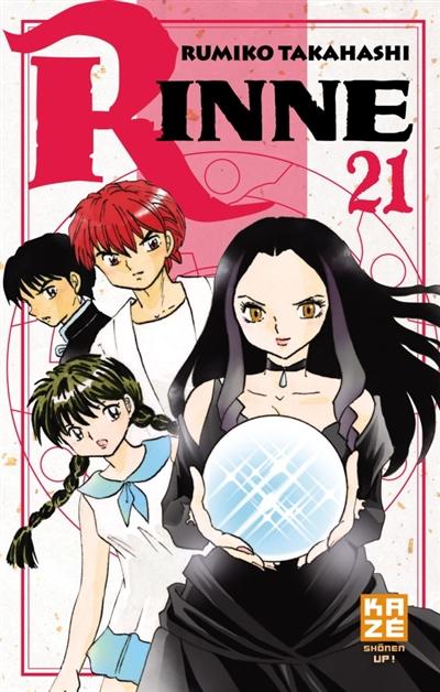 Rinne. 21, ,  21 | Takahashi, Rumiko (1957-....). Auteur. Illustrateur