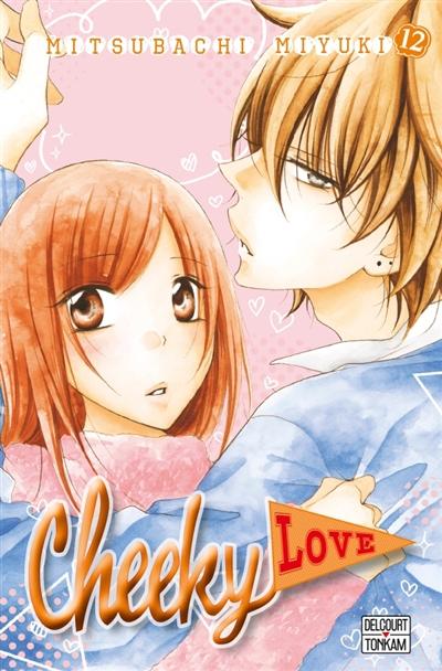 Cheeky love. 12 | Mitsubachi, Miyuki. Auteur