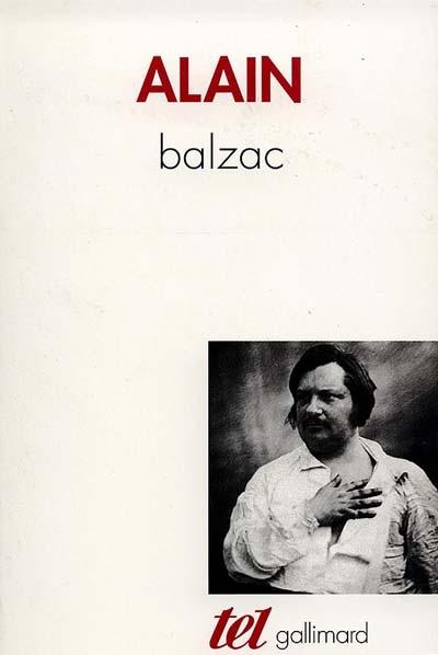 Balzac   Alain (1868-1951). Auteur