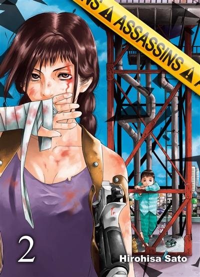 Assassins. 02 : manga / Hirohisa Sato | Sato, Hirohisa. Auteur