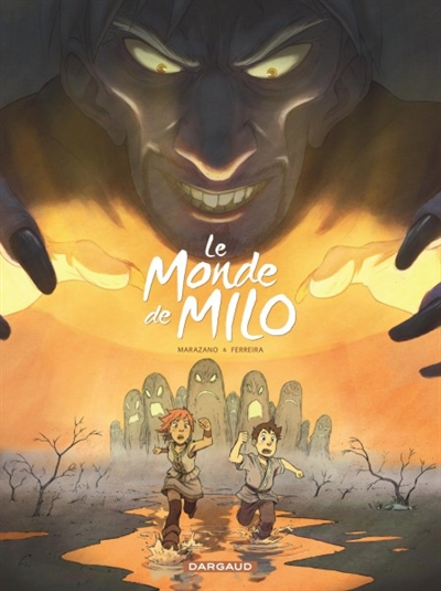 Le monde de Milo. Tome 2 / scénario, Richard Marazano | Marazano, Richard (1971-....). Auteur
