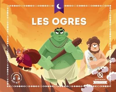 Les ogres / textes Marine Breuil-Salles | Breuil-Salles, Marine. Auteur