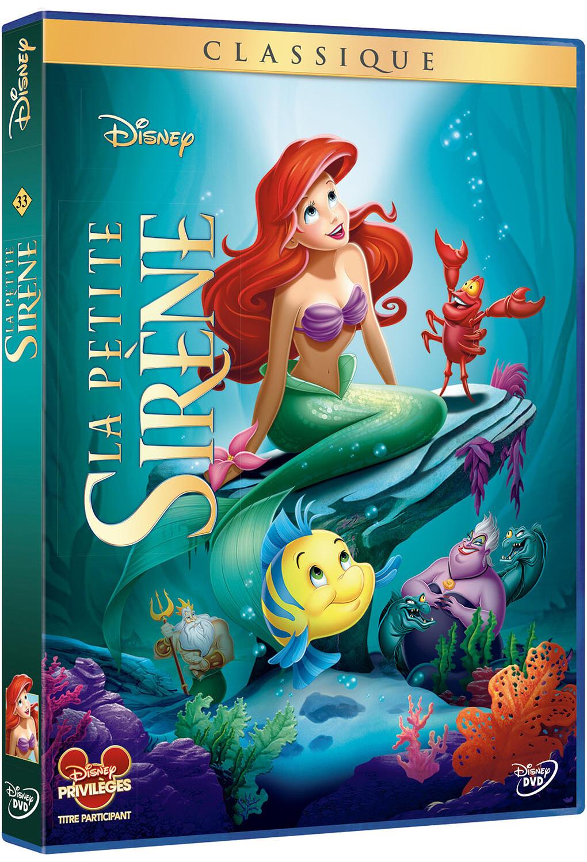 La petite sirène = The Little Mermaid / John Musker, Ron Clements, réal.   Musker, John. Réalisateur. Scénariste