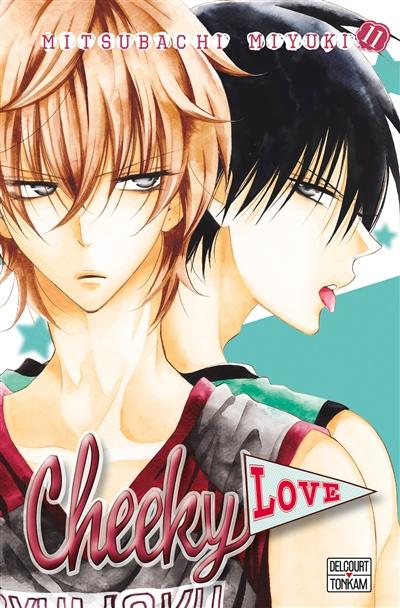 Cheeky love. 11 | Mitsubachi, Miyuki. Auteur