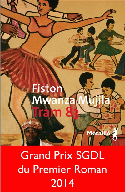 Tram 83 | Fiston Mwanza Mujila, Auteur