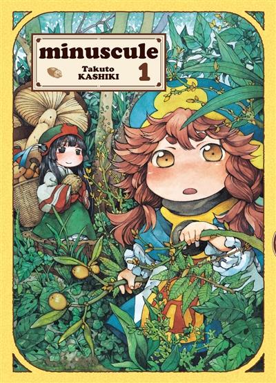 Minuscule. 1 / Takuto Kashiki | Kashiki, Takuto. Auteur