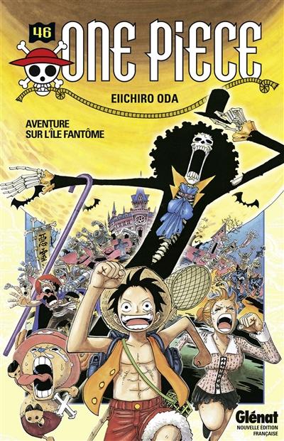 Aventure sur l'île fantôme | Oda, Eiichiro. Auteur