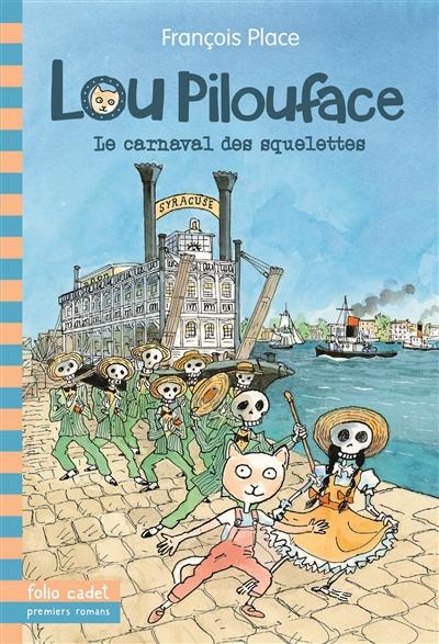 carnaval des squelettes (Le)   Place, François (1957-....). Auteur