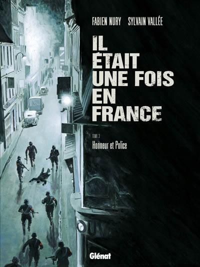 Honneur et Police | Nury, Fabien (1976-...). Scénariste