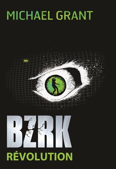Couverture de : BZRK v.2, Révolution