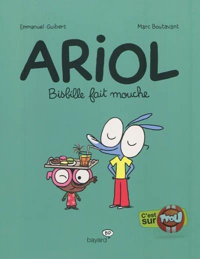 Bisbille fait mouche / Emmanuel Guibert, Marc Boutavant   Boutavant, Marc (1970-....). Auteur