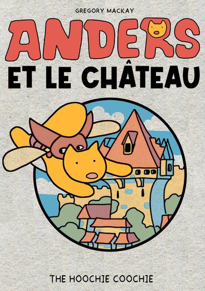 Anders et le château