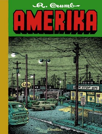 Amerika / R. Crumb | Crumb, Robert (1943-....). Auteur