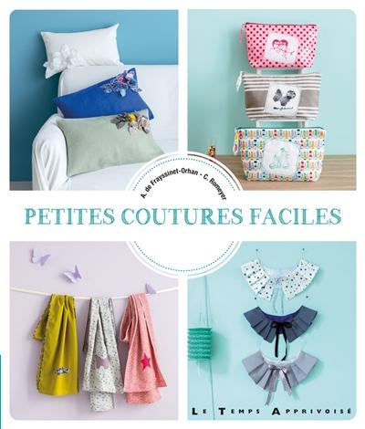 Petites coutures faciles | Frayssinet-Orhan, Agathe de. Auteur