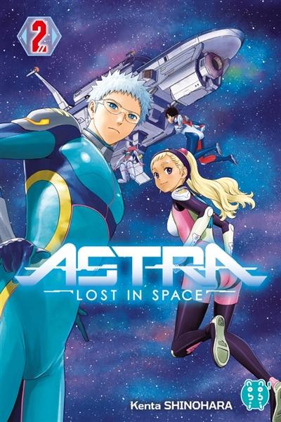 Astra : lost in space | Shinohara, Kenta (1974-....). Auteur