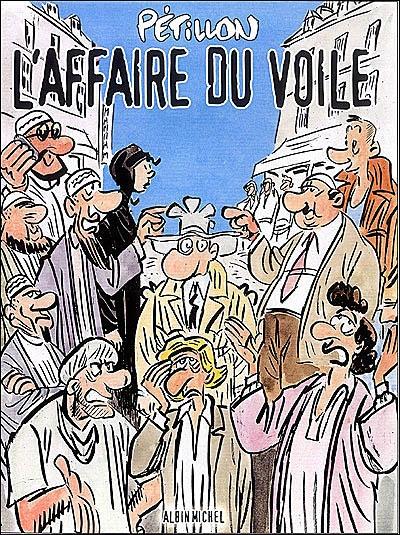 affaire du voile (L') | Pétillon, René (1945-....). Auteur