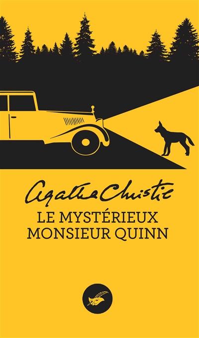 Le mystérieux monsieur Quinn