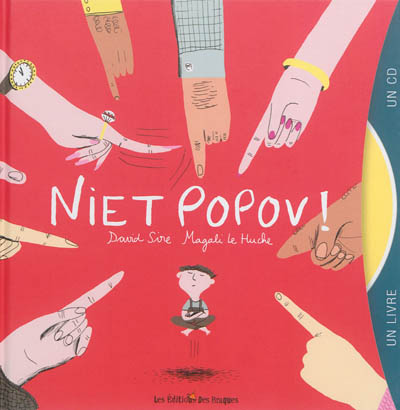 Niet Popov !   Sire, David (1975-....). Auteur