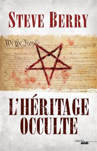 L' héritage occulte / Steve Berry | Berry, Steve. Auteur