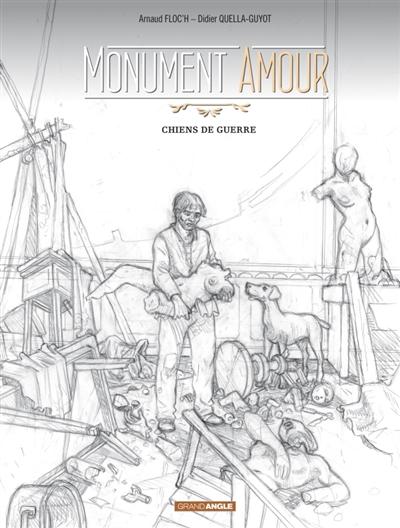 Monument amour. Vol. 2. Femmes de pierre